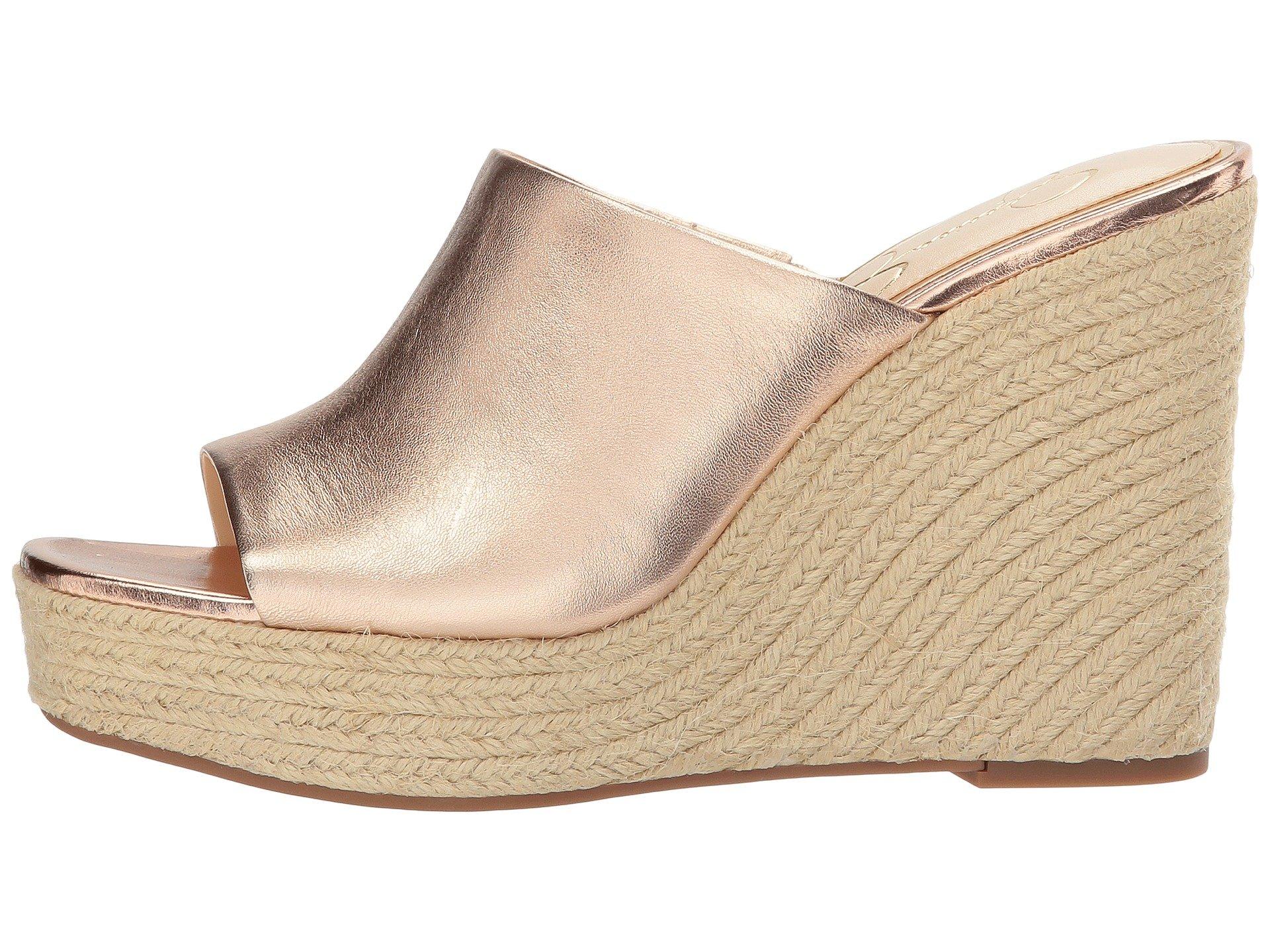 c75034e4b12c Jessica Simpson Women s SIRELLA Espadrille Wedge Sandal