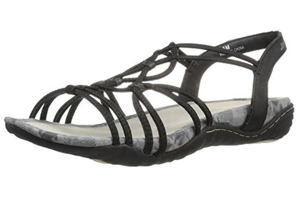95b0c32c7ea JSport by Jambu Women s APRIL Gladiator Sandal