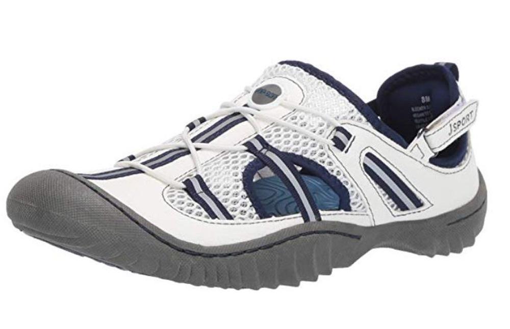 JSport Shoes by Jambu Women/'s NEWBERRY-Water Ready Fisherman Sandal M Terra