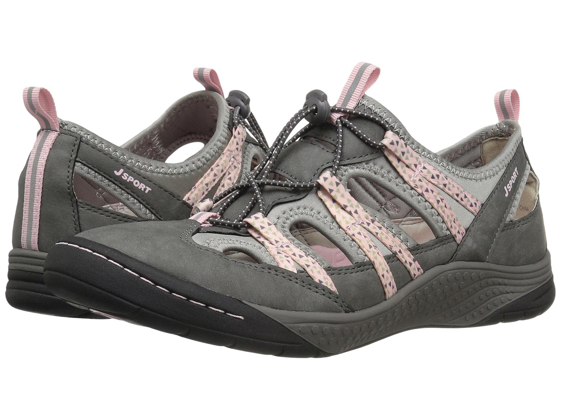 cb7b76a7ba14 JSport by Jambu Women s Hibiscus Walking Shoe