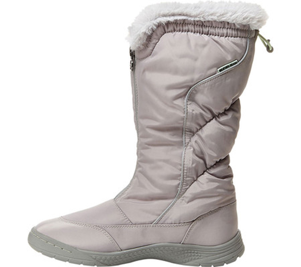 76219d61621c Jsport by Jambu Women s Nora Weather Ready Snow Boot Light Grey 7 ...