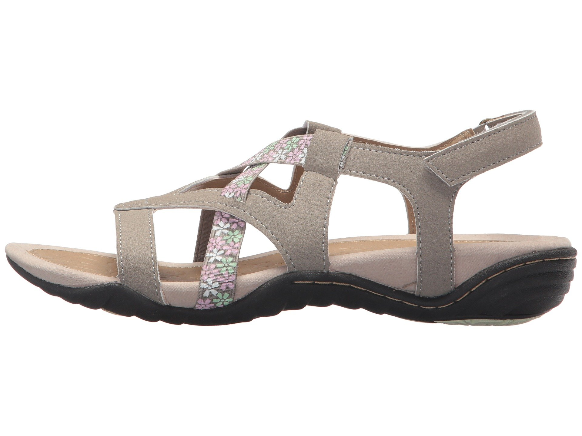 a890bcc751b JSport by Jambu Women s WOODLAND Sandal