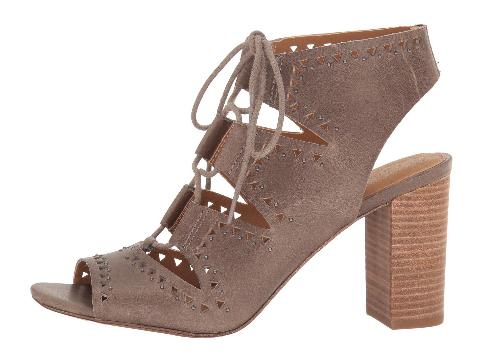 Tafia Lucky Brand Women's About Details Wedge Sandal OkiPZXuT