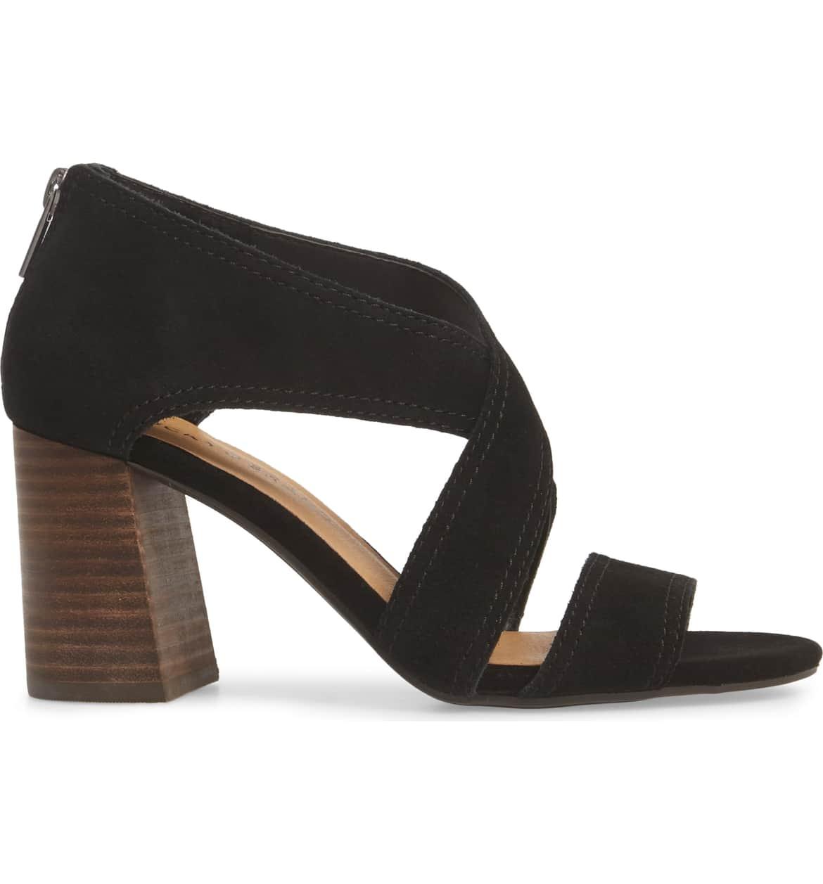bcce8886c71 Lucky-Brand-Women-039-s-VIDVA-Heeled-Sandal
