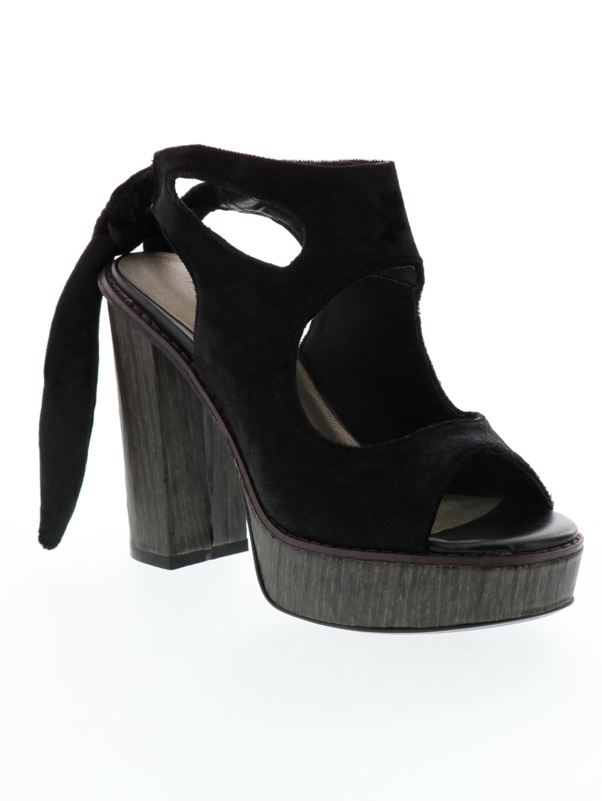 d5be355fb09 Details about Very Volatile KIMBRA Cutout Ankle Tie Sandal
