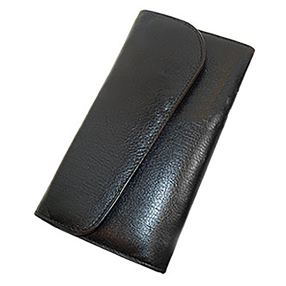 MW302575-New-Genuine-Cowhide-Leather-Checkbook-Wallet thumbnail 4