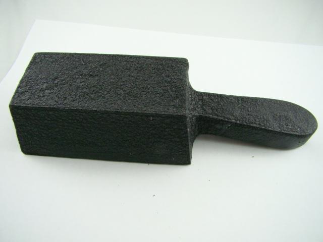 Steel Ingot Mold Scrap Silver 25 oz Gold 50 oz Copper