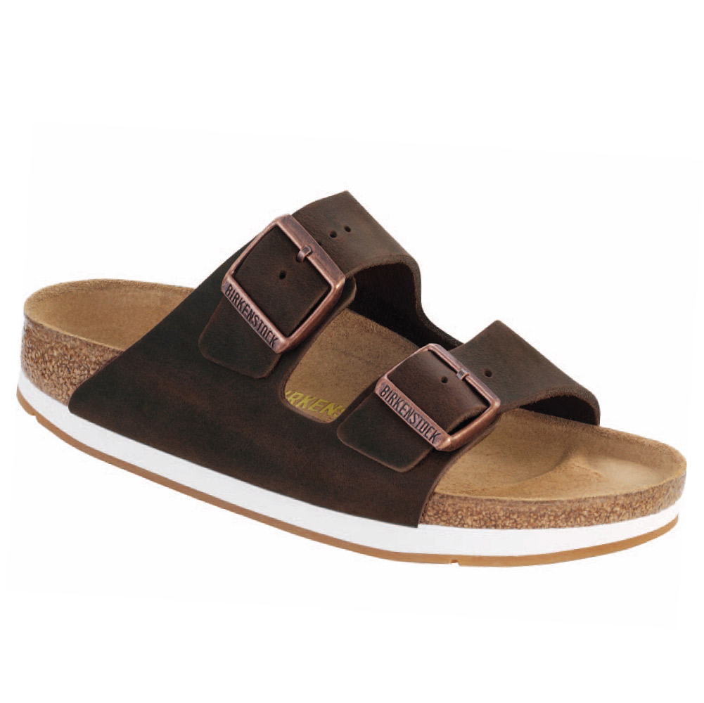 Birkenstock Women's Arizona Sport Slide - Brown | Discount Birkenstock  Ladies Sandals & More - Shoolu.com