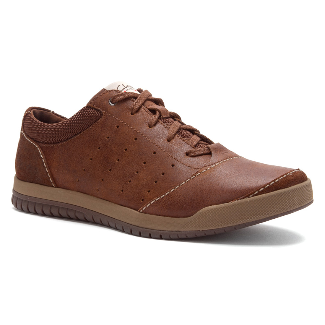 Clarks Men's Rhombus Euro Casual Oxfords - Tan Suede | Discount Clarks Men's  Casual Shoes & More - Shoolu.com