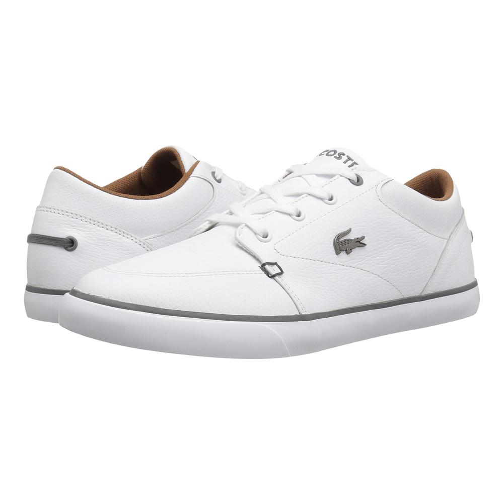 42787bc19 Lacoste Men s Setplay 117 1 Sneaker - White