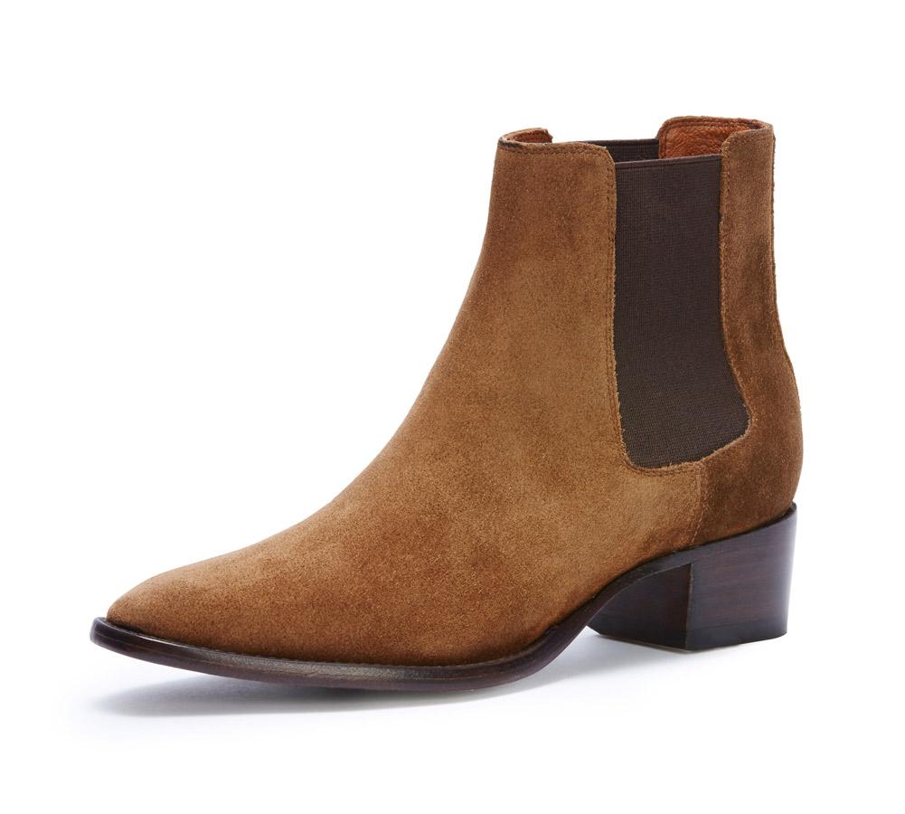 451b22507276 FRYE Women s Clara Tassel OTK Boot - Brown