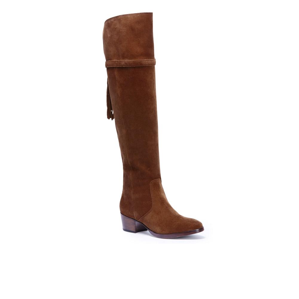 c082610f614d FRYE Women s Dani Pickstitch Shield Sandal - Grey