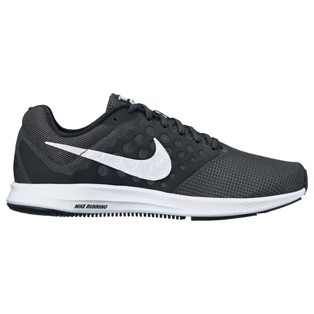 Nike Men's Downshifter 7 Running Shoe BlackWhite