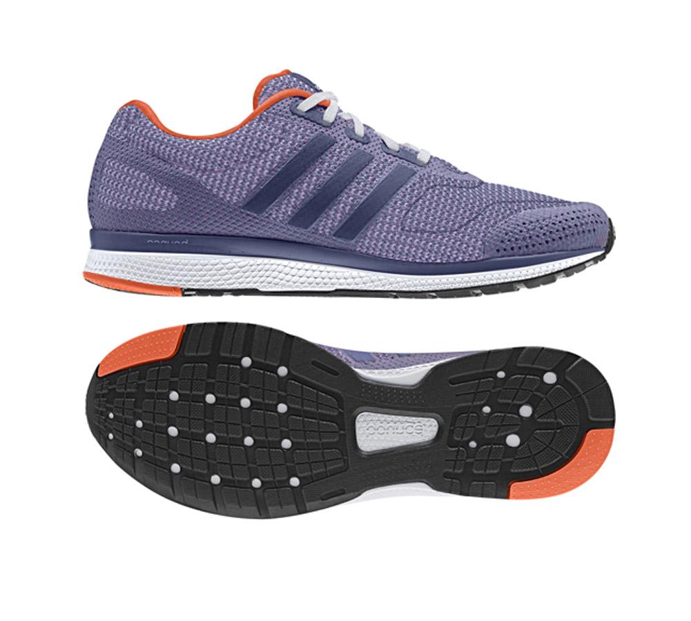 e7f3a7f2b Adidas Women s Vigor Bounce Running Shoe - Purple