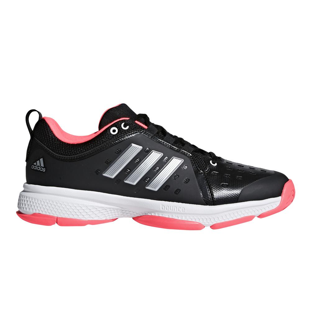 brand new db951 1c2dd Adidas Mens Barricade 2018 Tennis Shoe - Black  Discount Adidas Mens  Athletic Shoes  More - Shoolu.com