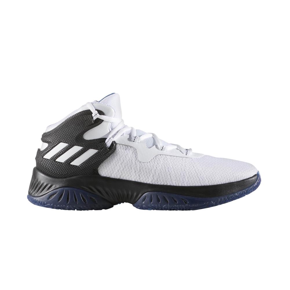 4e552fb242b32 Adidas Men s Explosive Flash Basketball Shoe - Black