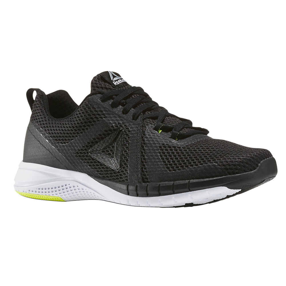 70184936290 Reebok Men s Print Run Dist Running Shoe - Black