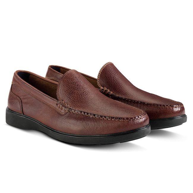 8897b213686 Cole Haan Men s Pinch Friday Tassel Contemporary Loafer - Brown ...