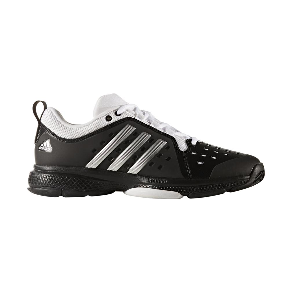 Adidas Uomini Adipower Barricata Nero 8 Scarpe Da Tennis Nero Barricata Di Sconto 6a3711