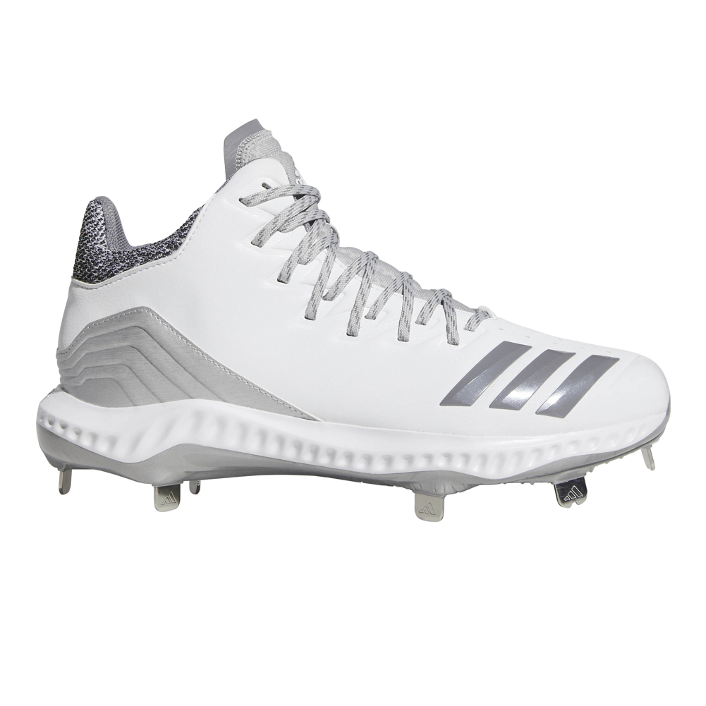 info for 59757 2cf78 Adidas Men s Adizero Afterburner V Baseball Cleat - White   Discount Adidas  Men s Athletic Shoes   More - Shoolu.com   Shoolu.com