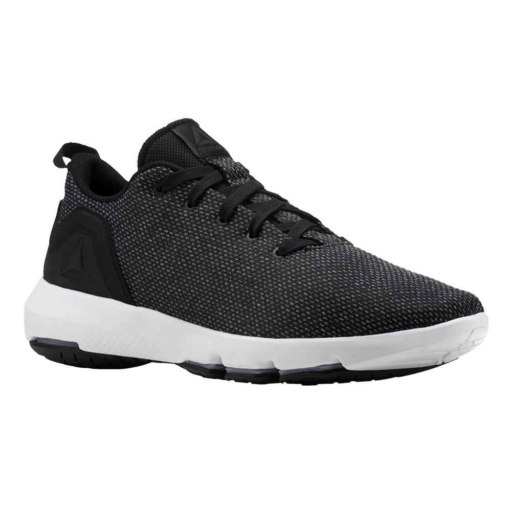 Reebok Men s DMX Max Supreme Walking Shoe - Black  77d1fd6e5