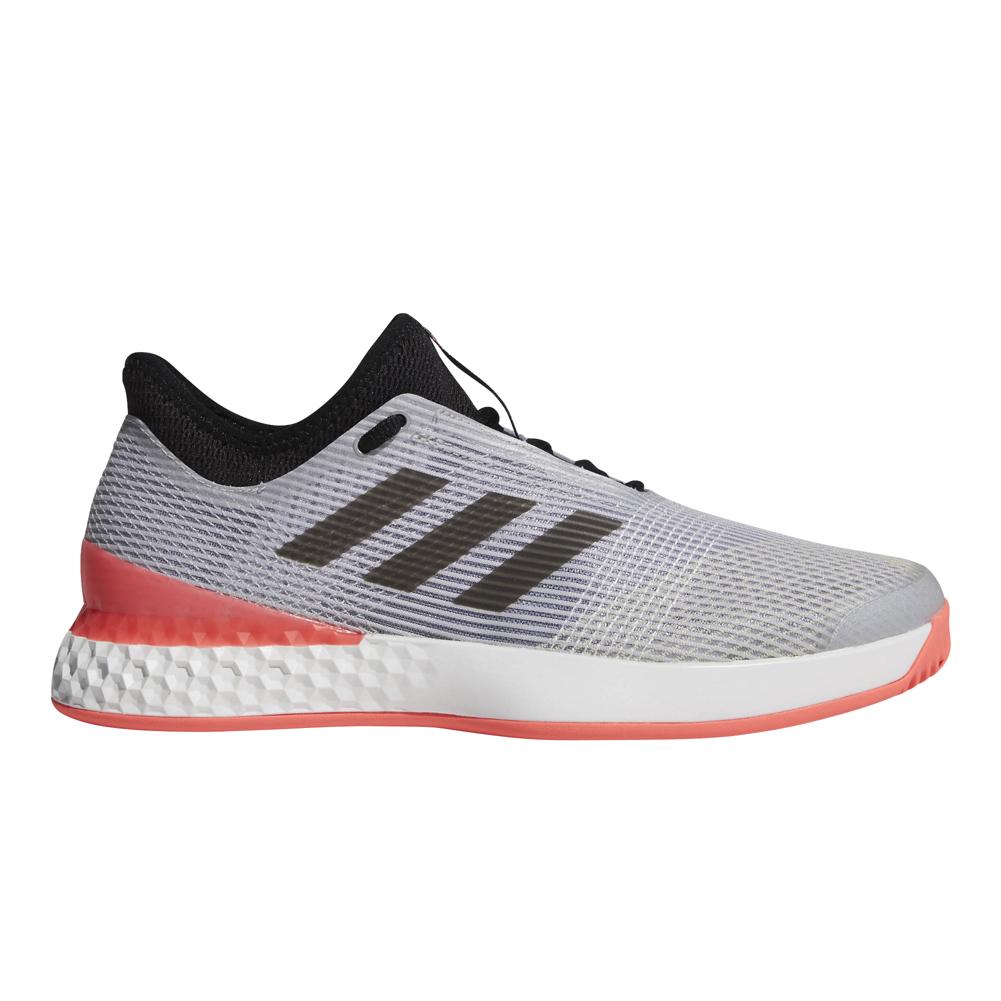 fe8dd2c7057bcf Adidas adiZero Slide 3 SC Black Red Mens Sandals -