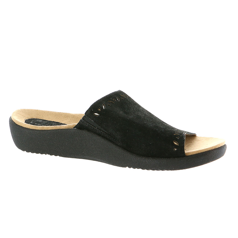 490c012a162b Earth Origins Women s Valorie Slide - Black