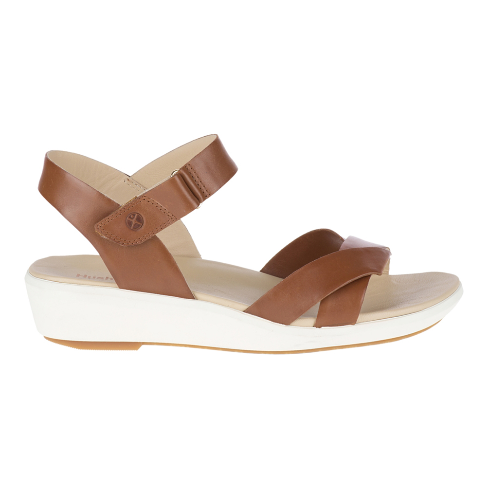 18bf201f2dc Details about Hush Puppies Women's Lyricale Qtr Strap Sandal