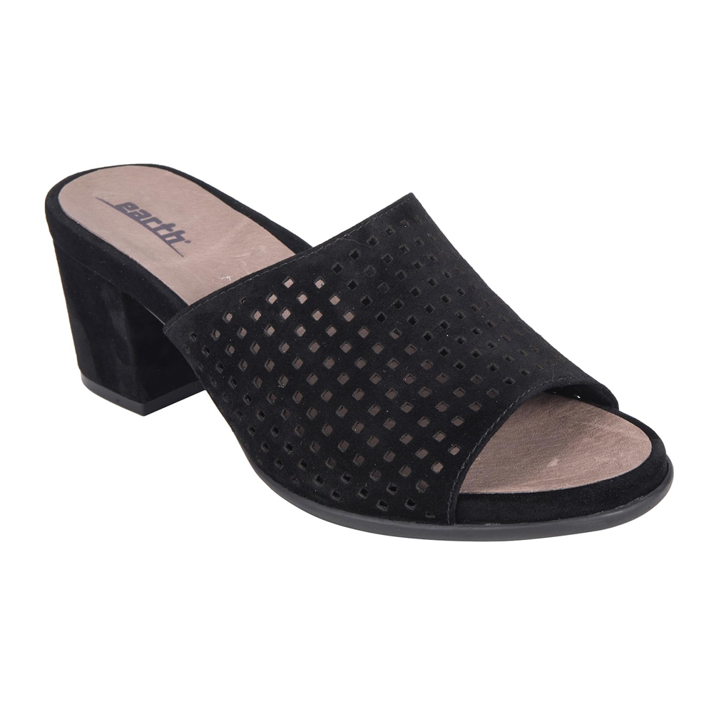 3145d2a356 Kalso Earth Shoe Exquisite Black Suede -
