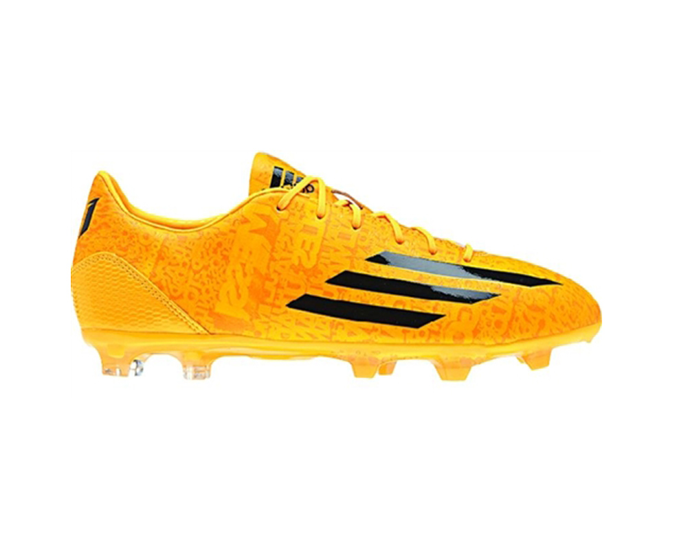 23929a4cb Adidas Men s F30 FG Messi Soccer Cleats - Orange
