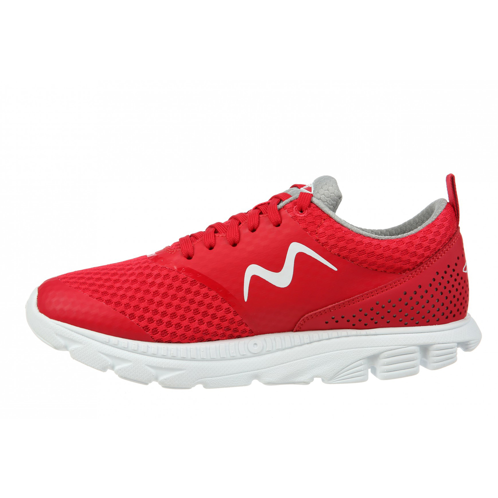 7cb311aa5668 MBT Women s Speed 17 Lace Up Running Shoe - Red