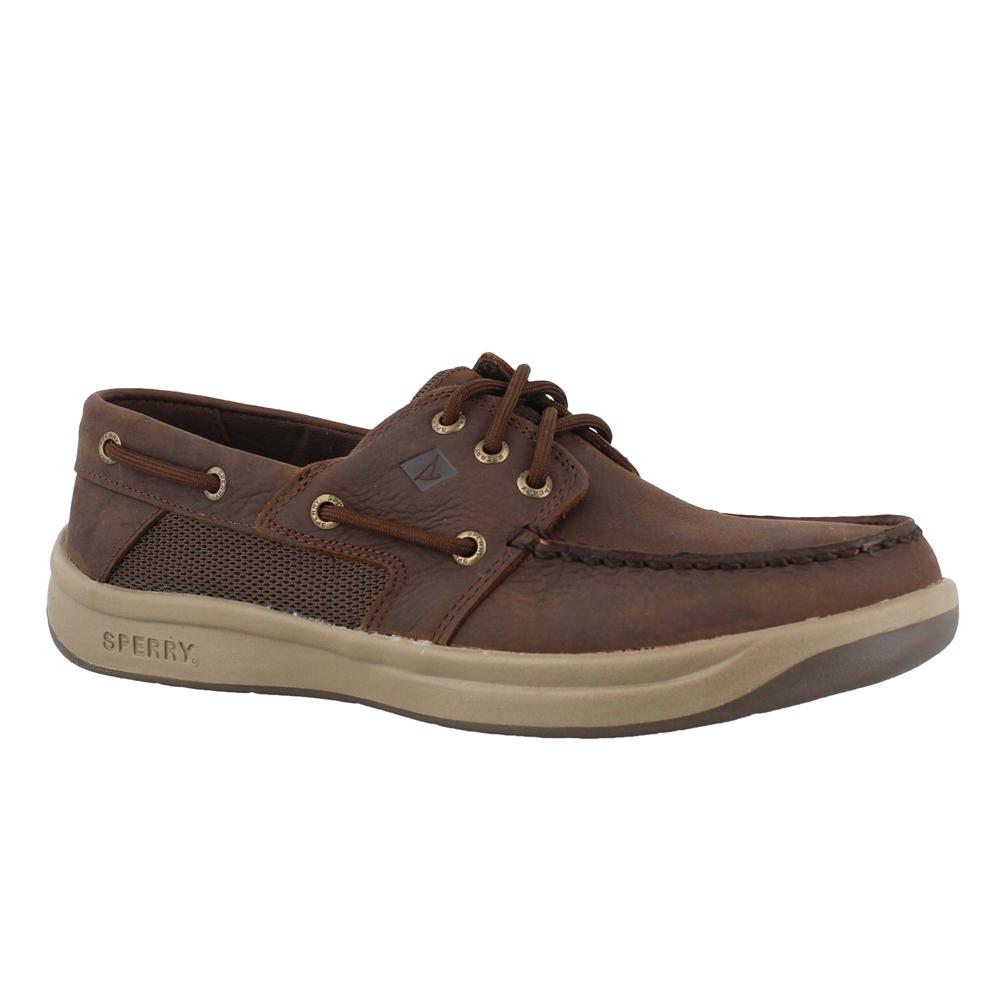 Sperry Men's Convoy 3-Eye Boat Shoe   eBay
