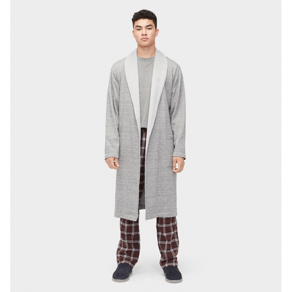 b425b229d5 UGG Men s Robinson Robe - Grey