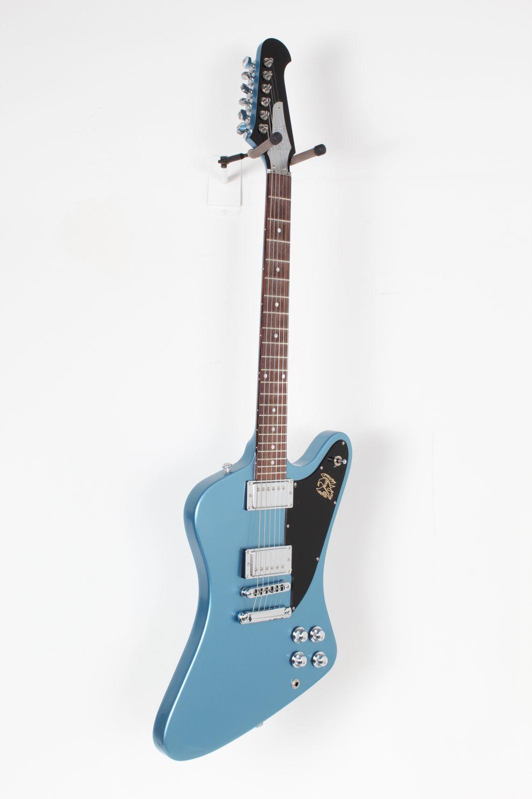 Details about Gibson 2017 Firebird Studio HP Electric Guitar Pelham Blue