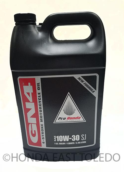 Honda Gallon Gn4 10w30 4 Stroke Motor Oil 08c35 A131l02 Ebay