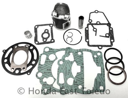 Namura Top End Kit Std 03 Kx125 2003 Kx 125 53 95mm Kawasaki Mx Dirt