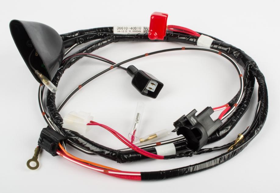 Suzuki Wire Harness 1987