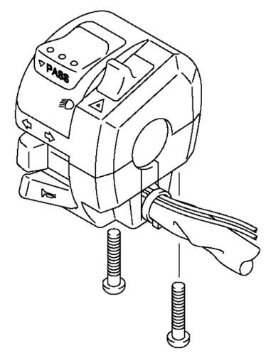 Suzuki Oem Left Handlebar Switch 2011 2017 Gsx R600 Gsx R750 37400