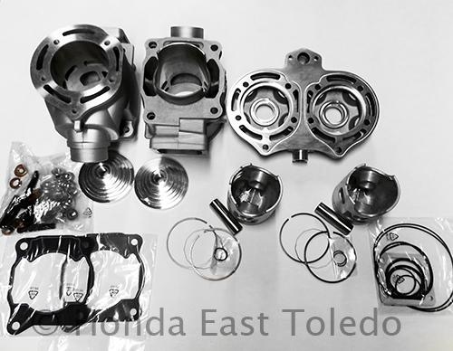 Details about Athena 392cc 68mm Big Bore Cylinder Kit Yamaha Banshee YFZ  350 YFZ350 87-06