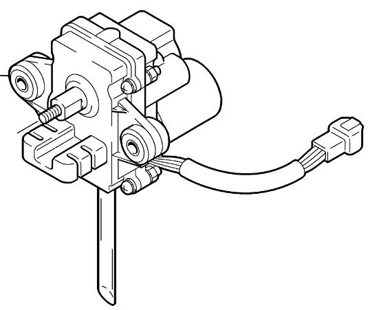 arctic cat oem exhaust valve motor zl 600 800 zr 440 500 600 sno pro xf  3007-702