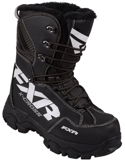 a34b63a2494 SIZE BOOT X FXR BLACK 101243 CROSS motorcycle Purchase in MENS Ep0q07