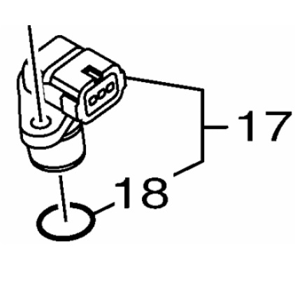 Yamaha Oem Speed Sensor 14 16 Fz09 Fz 09 Bolt R Spec C Spec 1tp