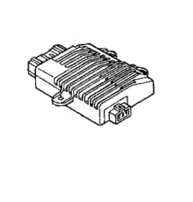 HONDA OEM ENGINE CONTROL UNIT 06-16 NPS50 RUCKUS 50 30400-GEZ-612 ...