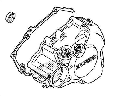 Honda Left Crankcase Cover Gasket Oil Seal 2008 2009 Crf150r