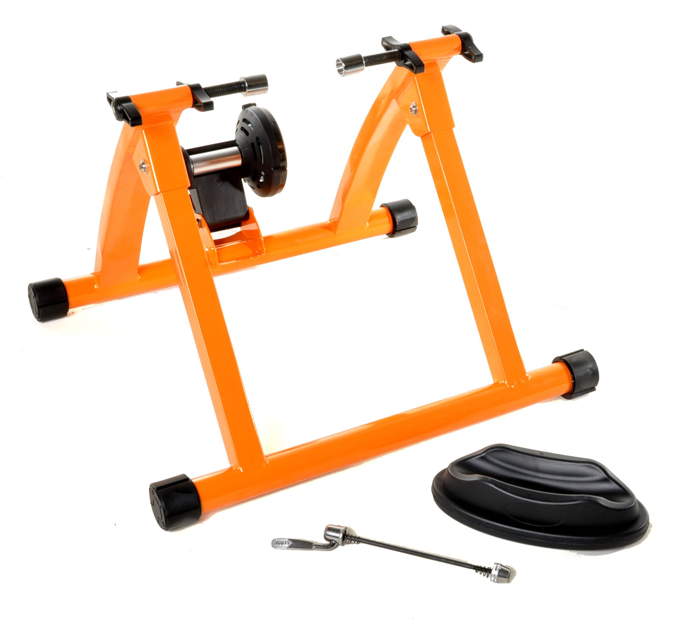 New Indoor Bicycle Bike Trainer And Exercise Stand Quiet