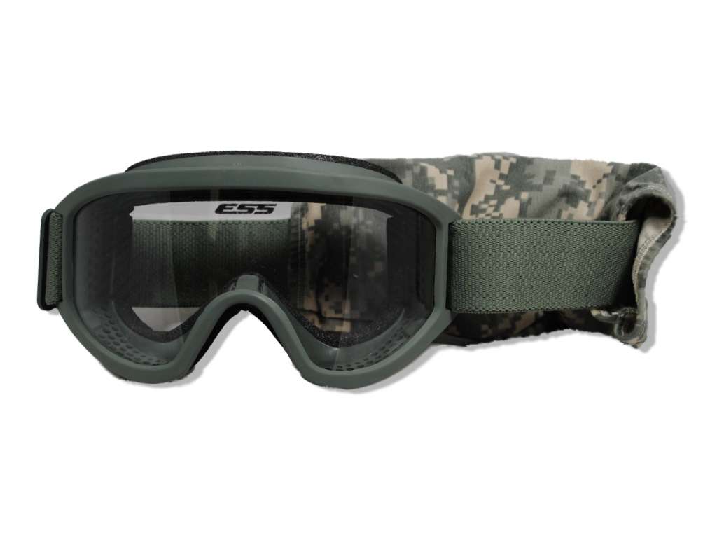 f4c4ebedddc8 ESS Land Operations Goggle. Physical Functional. Can be worn over prescription  eyeglasses.