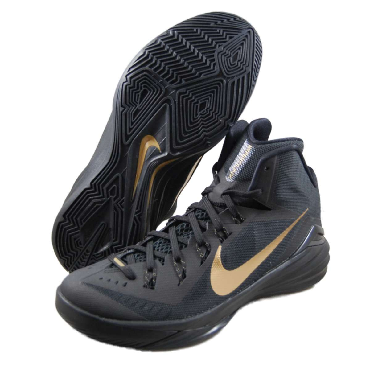 Nike Mens Hyperdunk 2014 Black basketball-shoes 653640-071 ...  Nike Mens Hyper...