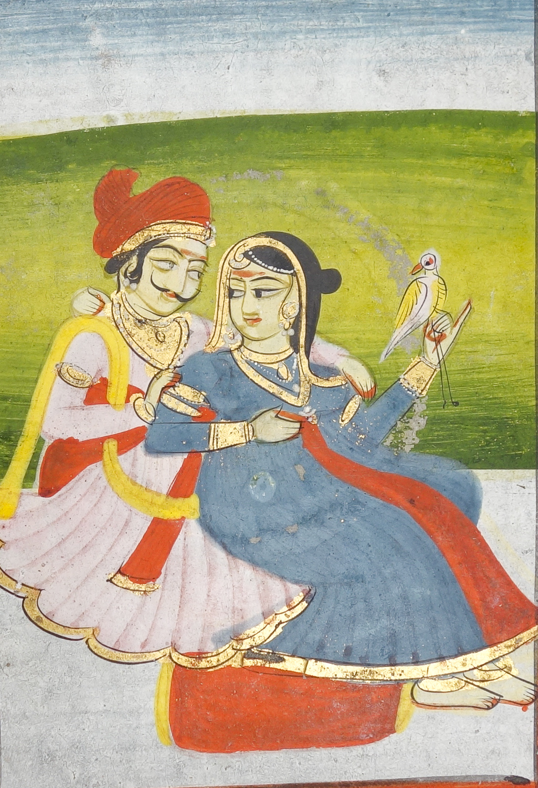 Eastern indian miniatures