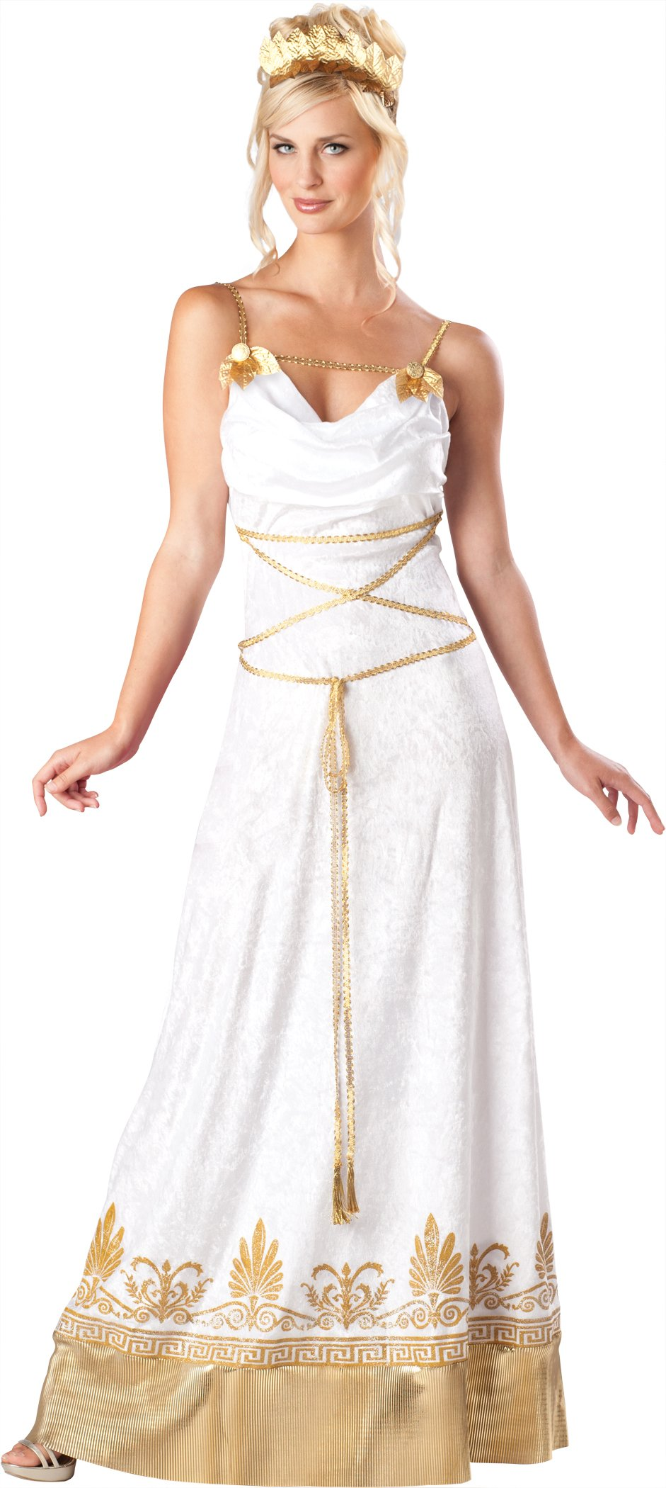New Sexy Hera Aphrodite Greek Roman Goddess Costume | eBay