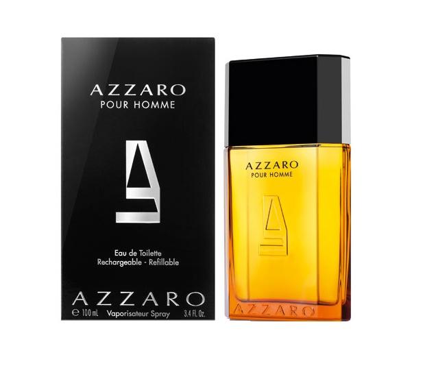 AZZARO POUR HOMME 3.4 oz EDT eau de toilette Spray Men s Cologne Refillable  NIB 48ba2db5bb4